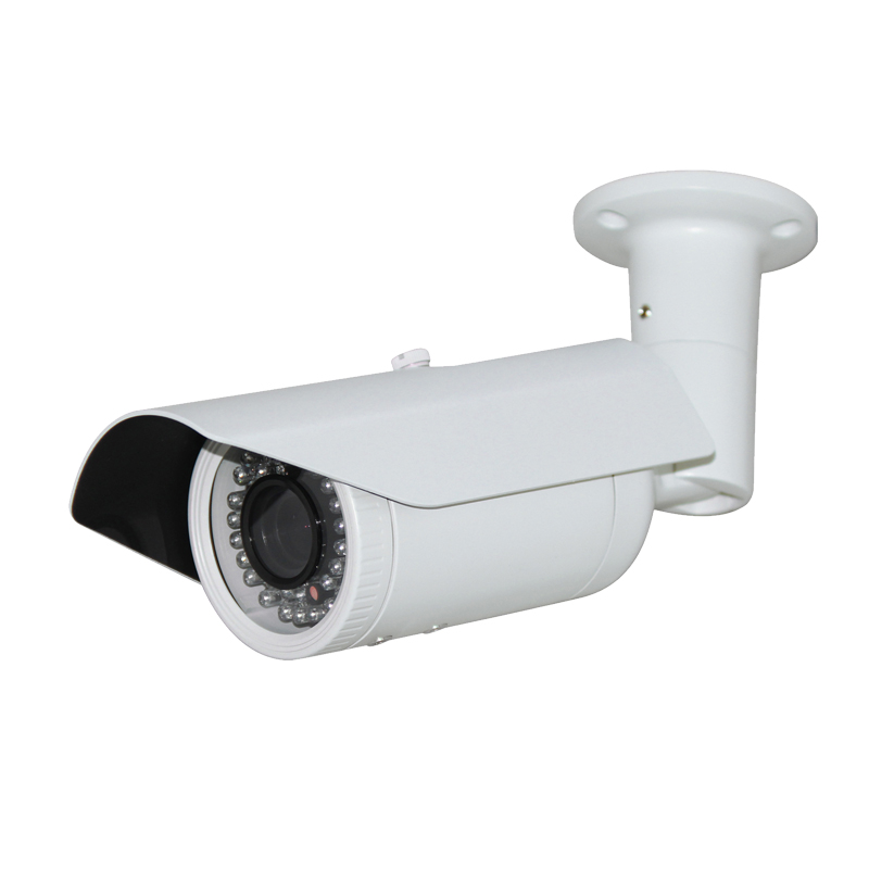 1080P Varifocal Bullet IP Camera Waterproof Black Light Full Color for Outdoor Video Surveillance System
