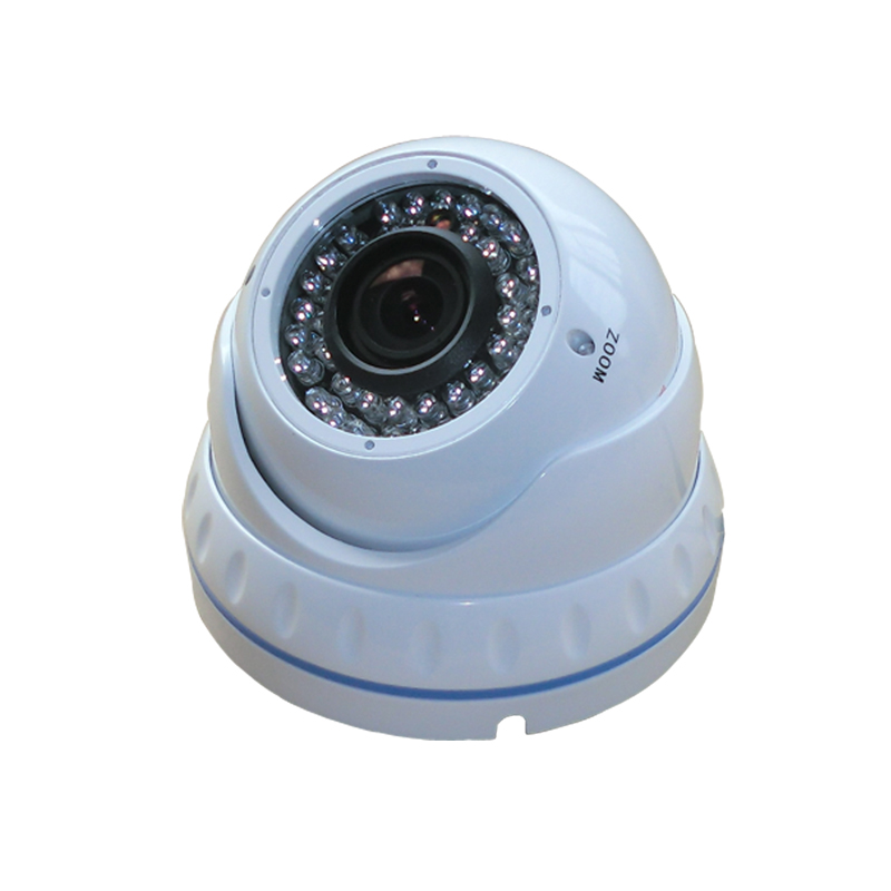 5.0MP Varifocal Dome CCTV Security Camera for Indoor