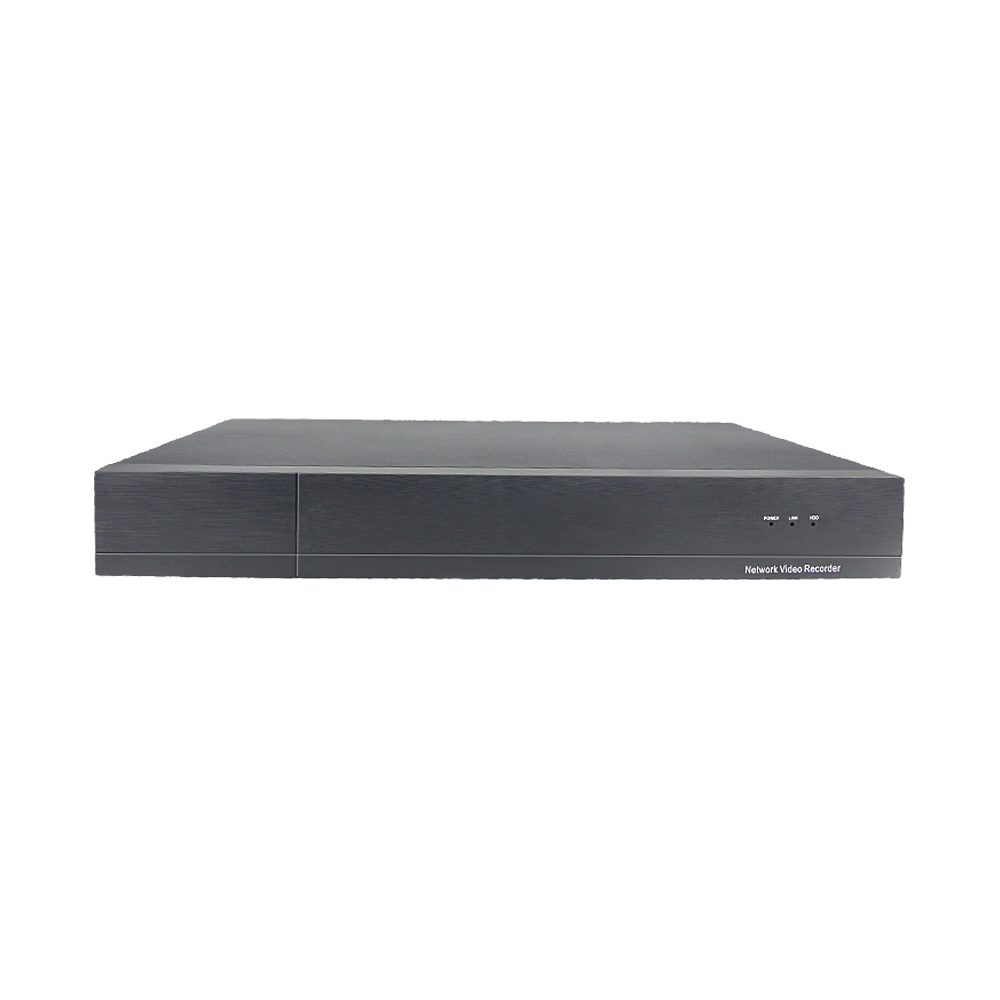 32CH 5MP H.265+ NVR Network Video Recorder 4 SATA Ports