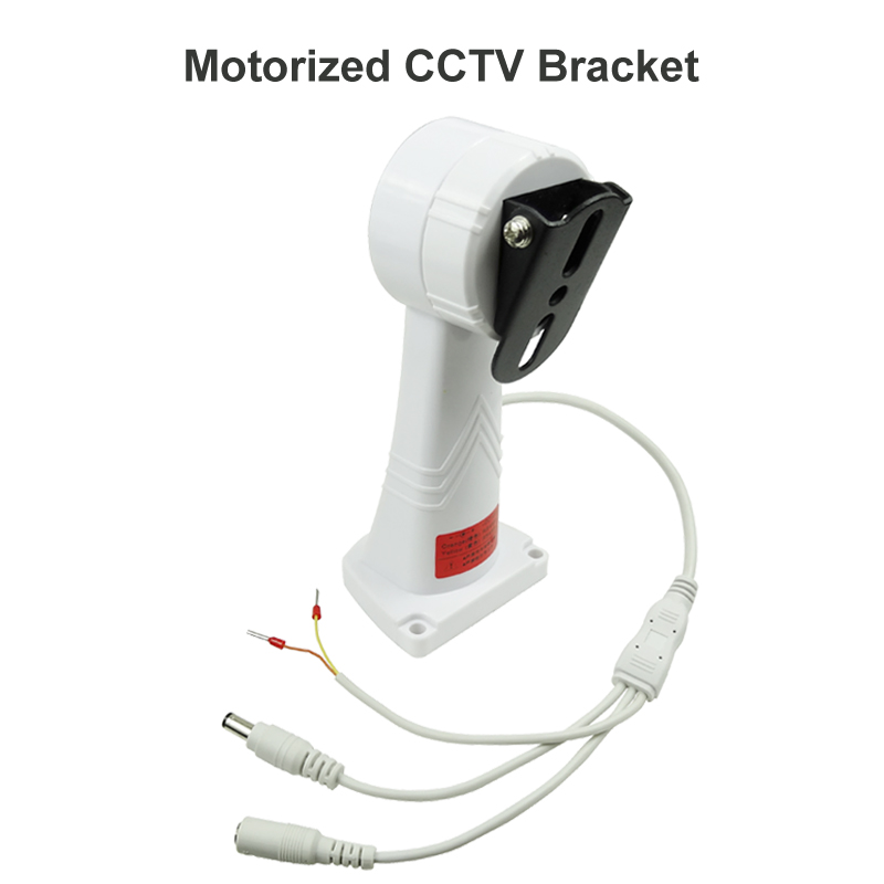 CCTV Motorized Bracket Stand Holder Mount Support RS485 Outdoor Accessory