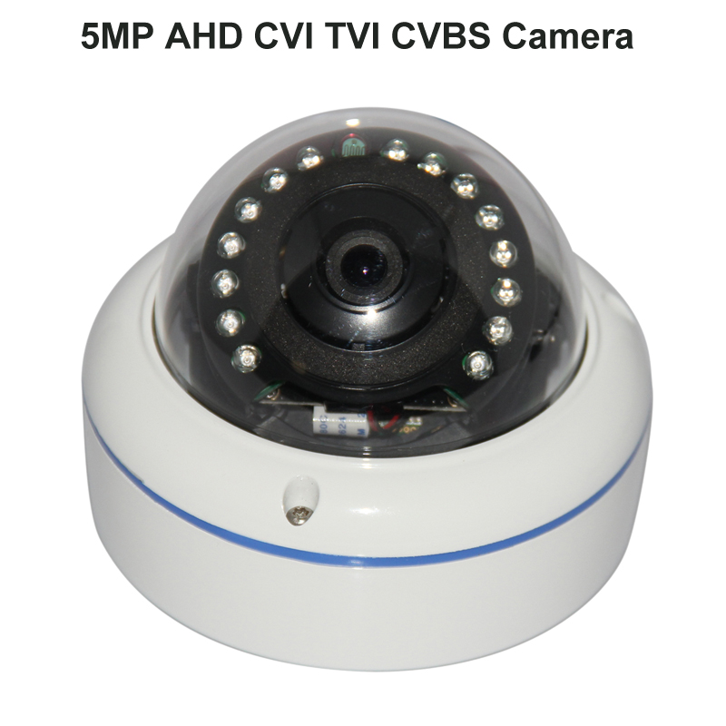 5MP AHD Camera CVI TVI Surveillance Security Camera CVI TVI 5 Mega Pixel