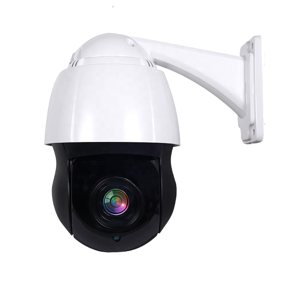 4 IN 1 PTZ 2MP CCTV Indoor/Outdoor IR High Speed Dome Camera