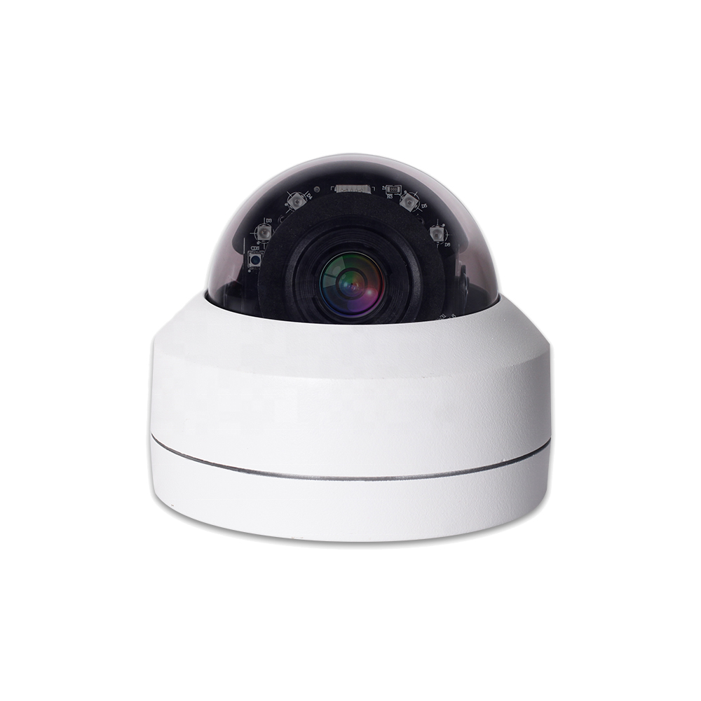 Vandal Proof 4 IN 1 AHD 2MP Mini Speed Dome Camera PTZ